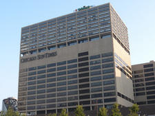 Chicago Sun-Times Building, 350 N Orleans St