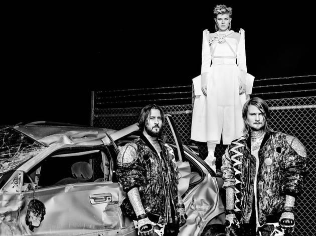 Sónar 2014: Richie Hawtin + Röyksopp & Robyn + Todd Terje...