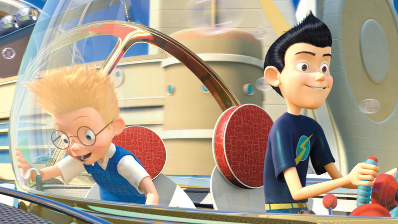 final song in meet the robinsons
