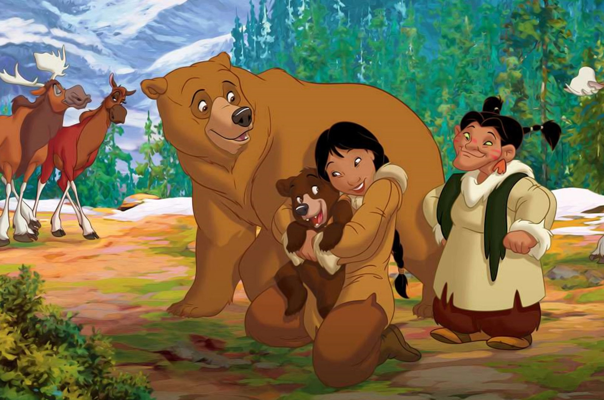 Brother Bear, Best and worst Disney movies
