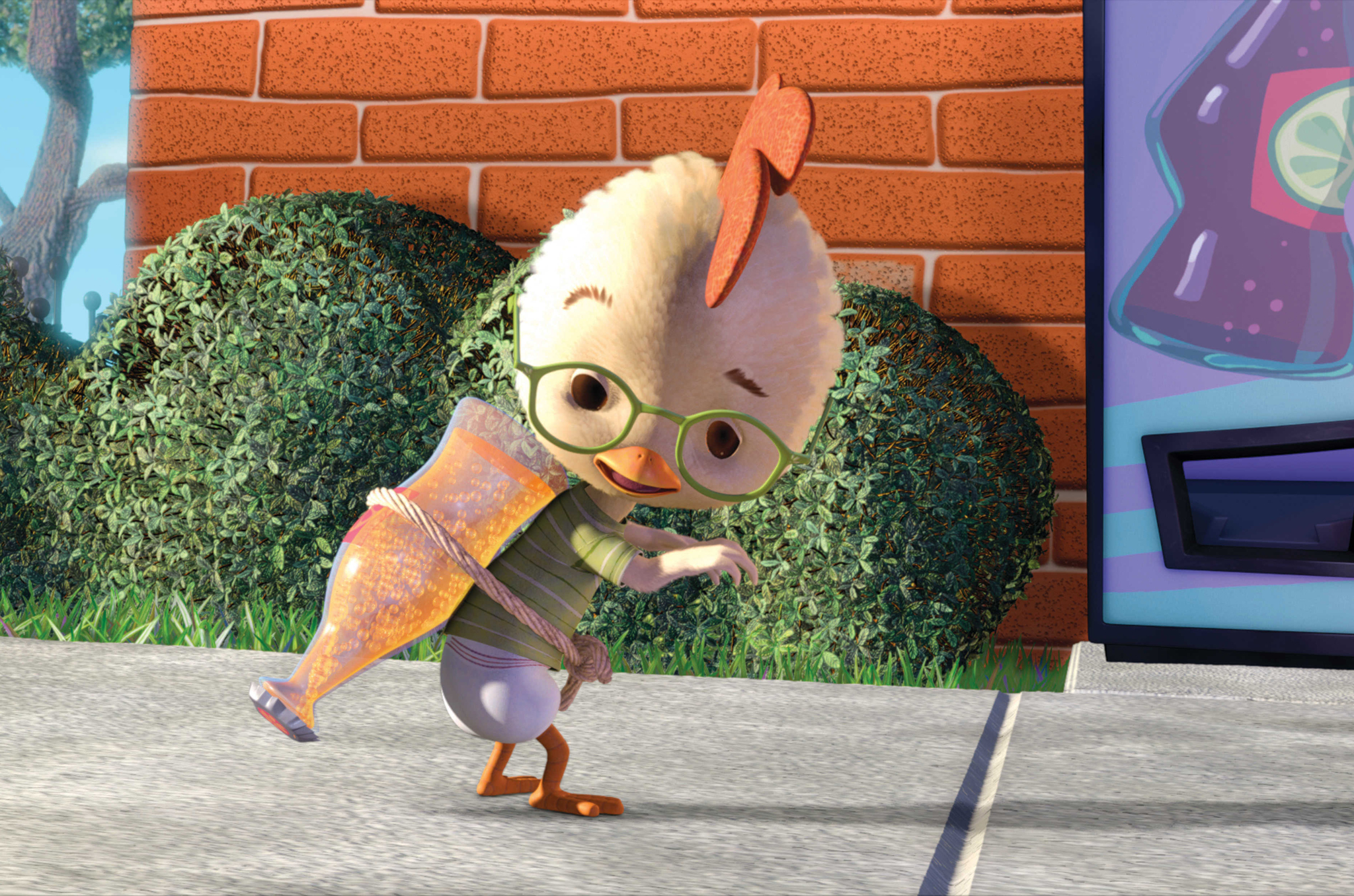 Chicken Little, Best and worst Disney movies