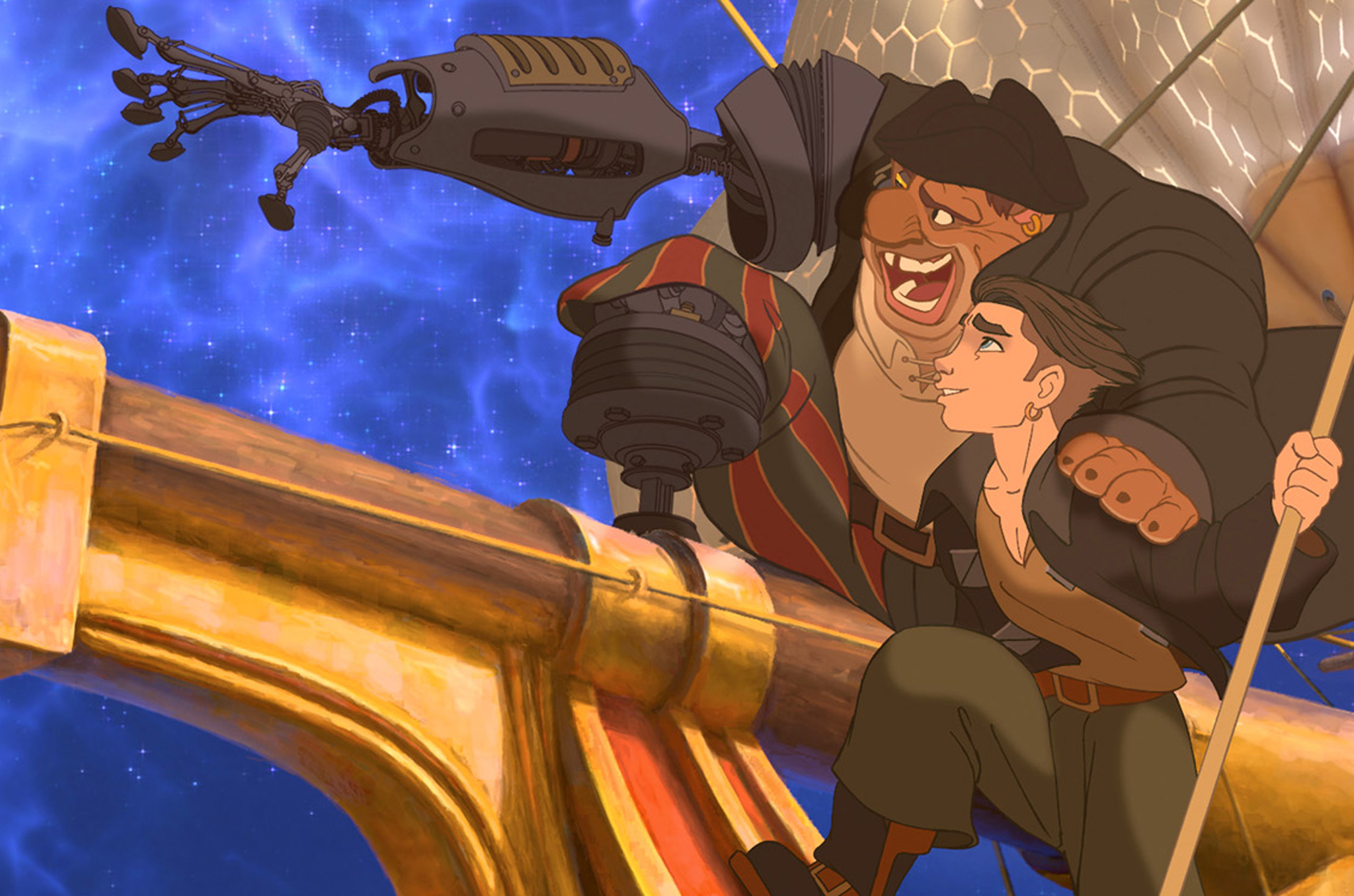 Treasure Planet, Best and worst Disney movies
