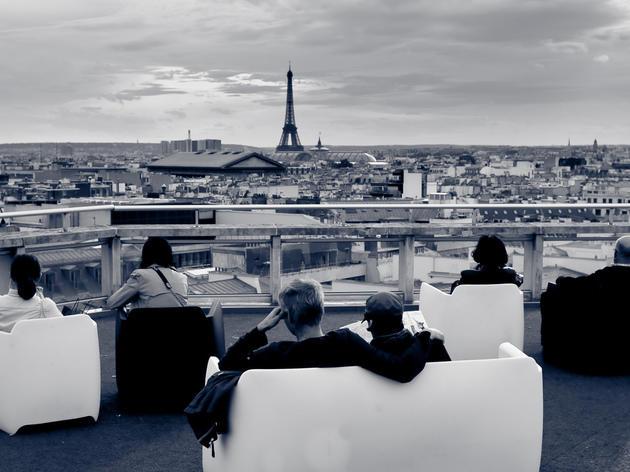 la terrasse des galeries lafayette sites et monuments chauss e d 39 antin paris. Black Bedroom Furniture Sets. Home Design Ideas