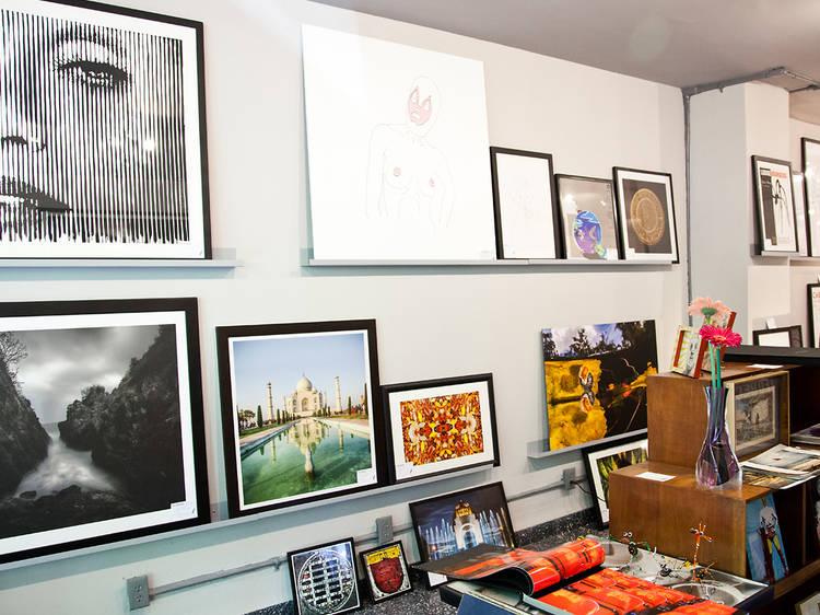 Galería Tinta Naranja