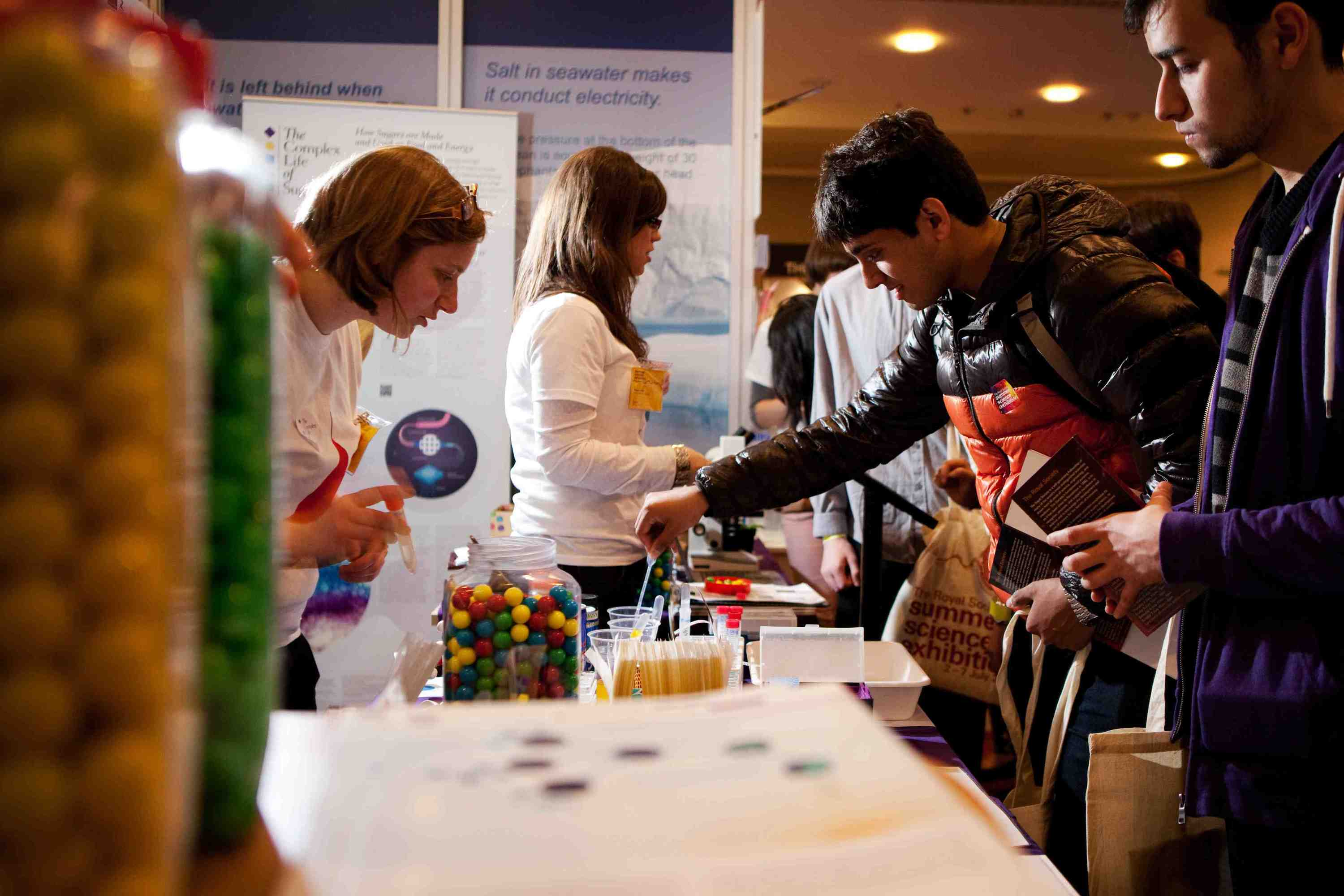 The Royal Society Summer Science Exhibition