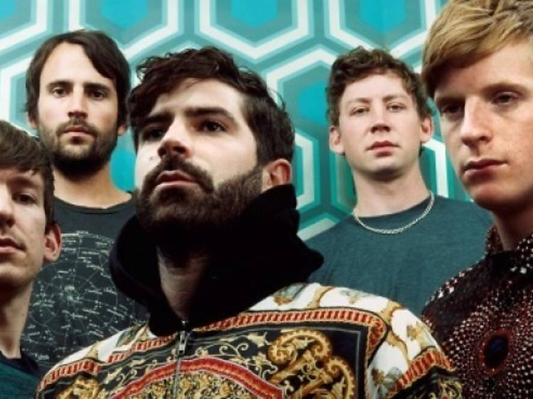 What Went Down, Foals