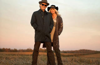 Emmylou Harris and Rodney Crowell + Robert Ellis