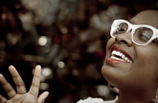 Midsummer Night Swing: Cécile McLorin Salvant