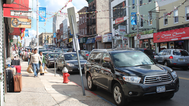 Trade: Williamsburg, Brooklyn for Jersey City