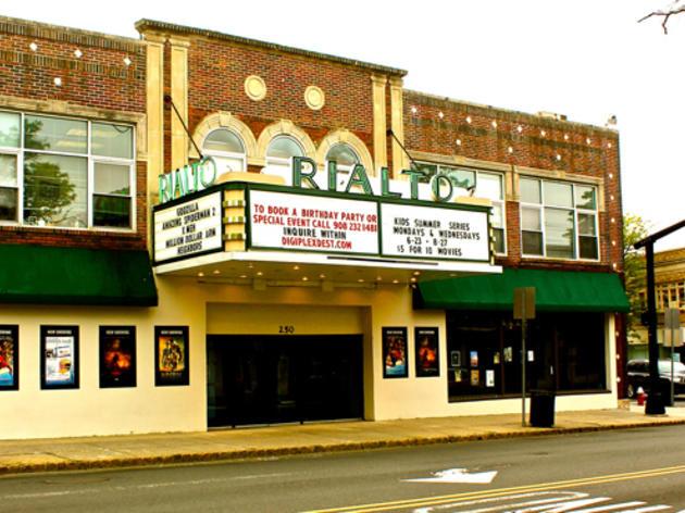 Rialto Theatre, Westfield, New Jersey