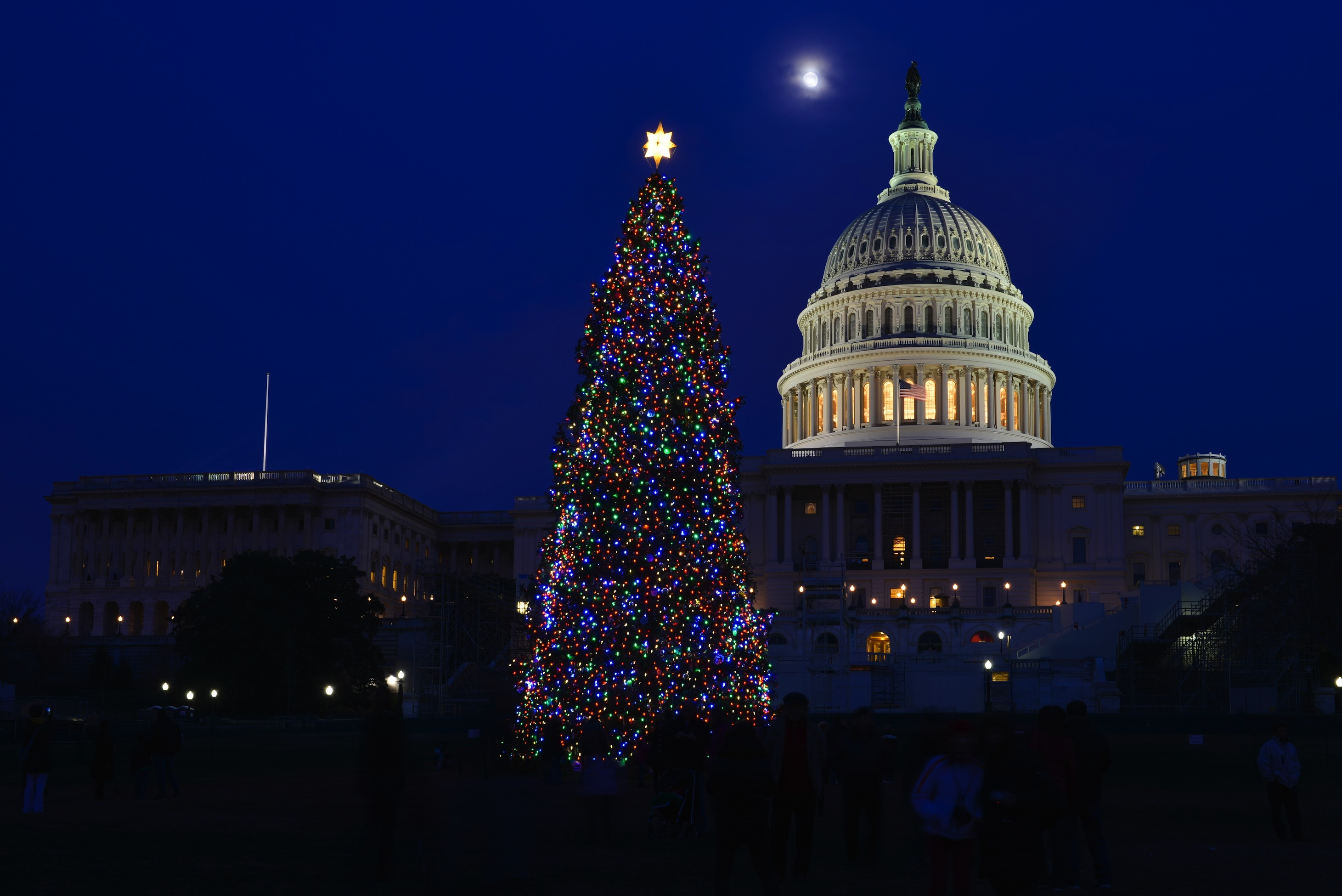 2014 Christmas Events And Christmas Shows In Washington DC
