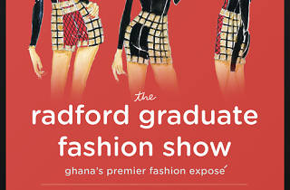The Radford Graduate Fashion Show at Movenpick Ambassador Hotel