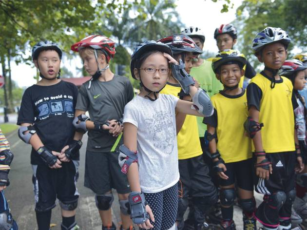 Skateline Malaysia