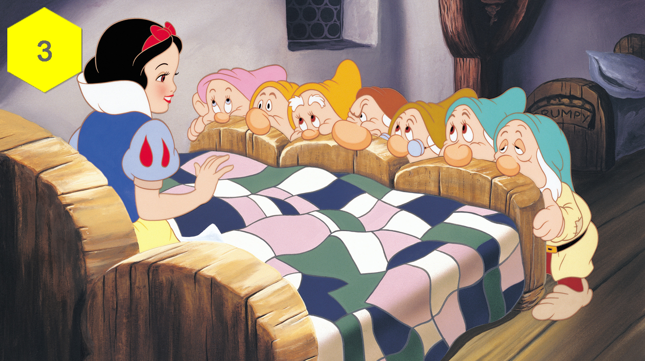 Snow White, disney