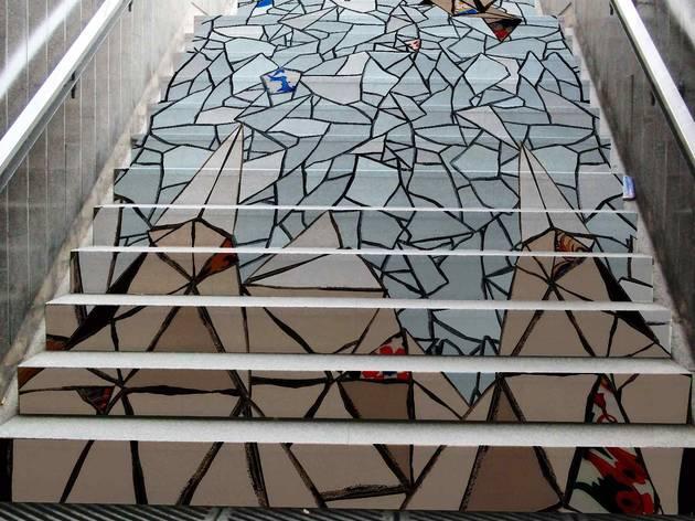 'Un par de baldosas' (Per Juan M. Mallet i Judit Capell)