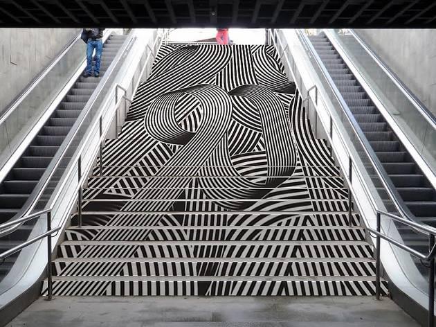 swab stairs 2014