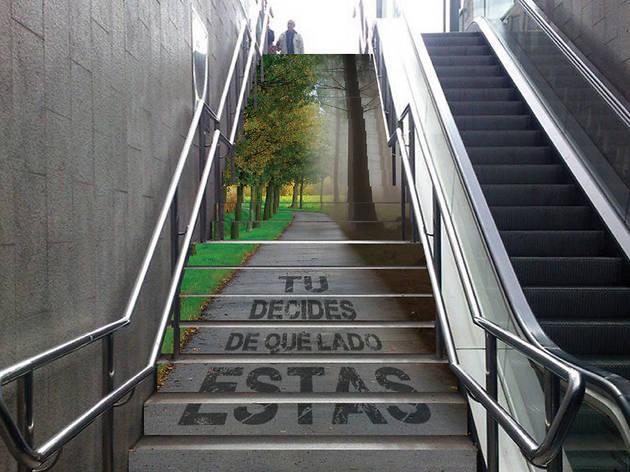 'Tú decides de qué lado estás' (Per Leticia Domken)