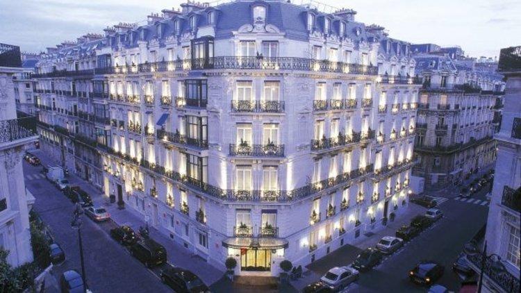 Hôtel la Tremoille (© Hôtel la Tremoille)