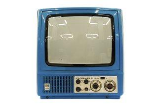 ('Elektronika TS-401 M' Television, produced since 1984, Courtesy GRAD and Moscow Design Museum)