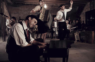 Midsummer Night Swing: The Hot Sardines