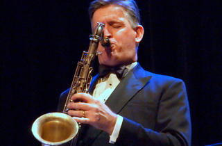 Midsummer Night Swing: James Langton's New York All-Star Big Band