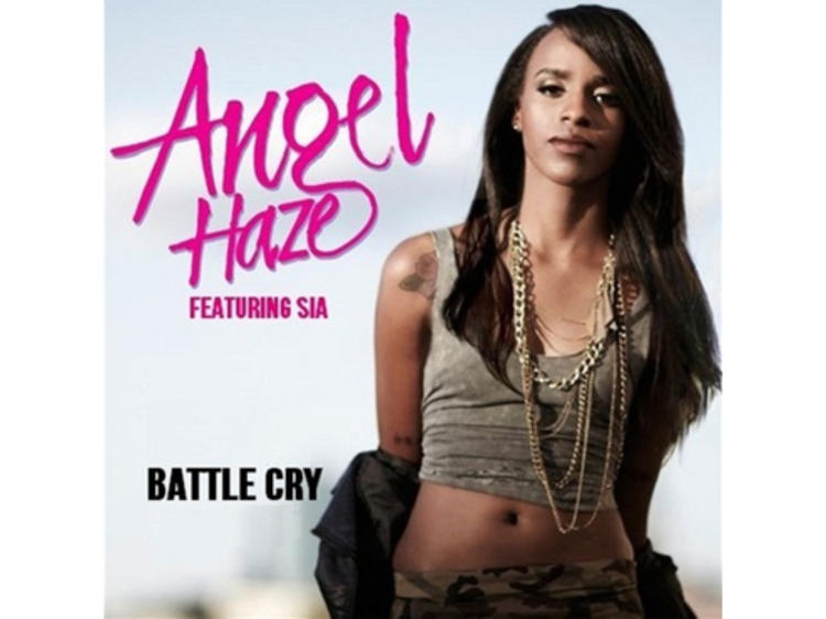 """Battle Cry"" by Angel Haze"