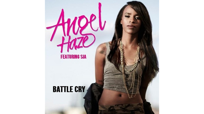 """Battle Cry"" by Angel Haze"