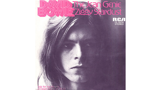 """The Jean Genie"" by David Bowie"