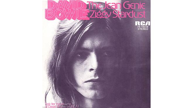 """""""The Jean Genie"""" by David Bowie"""