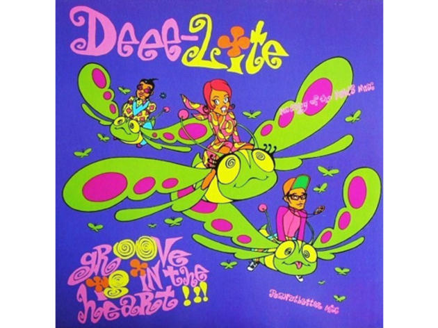 """Groove Is in the Heart"" by Deee-Lite"