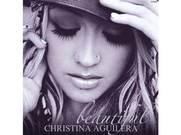 """Beautiful"" by Christina Aguilera"