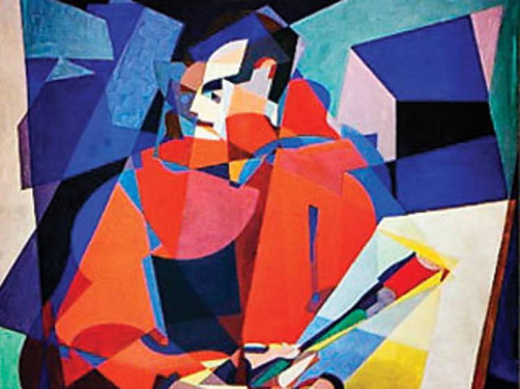 """Italian Futurism, 1909–1944: Reconstructing the Universe"" at The Guggenheim"