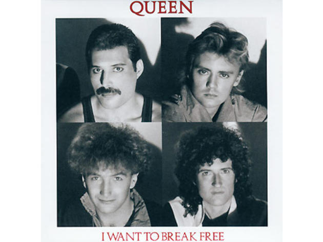 """I Want to Break Free"" by Queen"
