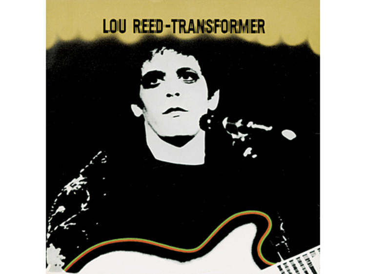 """""""Walk on the Wild Side"""" by Lou Reed"""