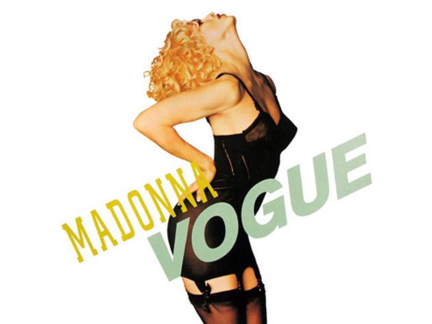 """""""Vogue"""" by Madonna"""