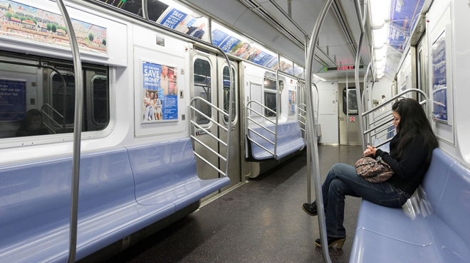 The MTA will add more trains to crowded lines, like the hel(L) train, in the near future