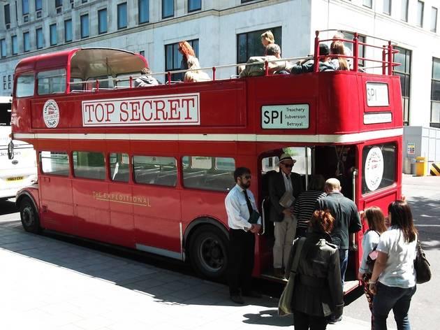 London Spy Tours