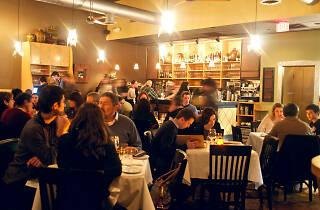 Bergamot, Restaurants, Boston