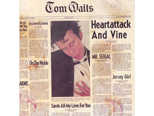 """""""Jersey Girl"""" by Tom Waits"""
