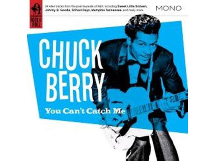"""""""You Can't Catch Me"""" by Chuck Berry"""