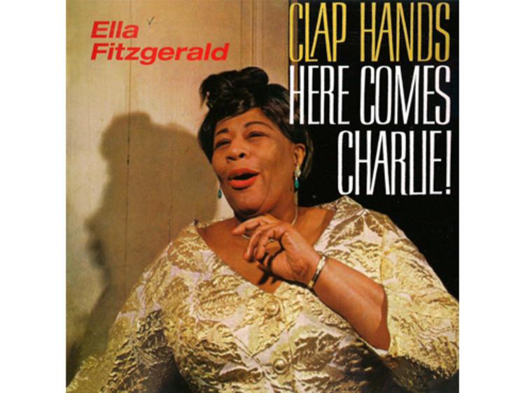 """Jersey Bounce"" by Ella Fitzgerald"