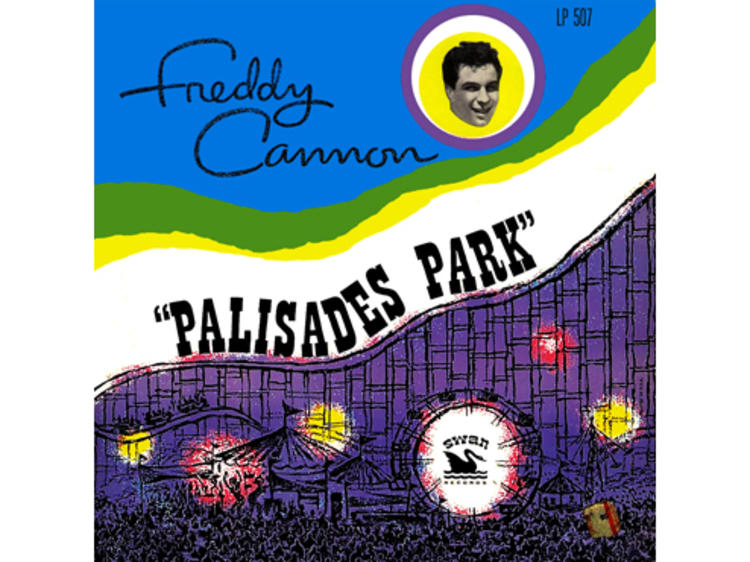 """""""Palisades Park"""" by Freddy Cannon"""
