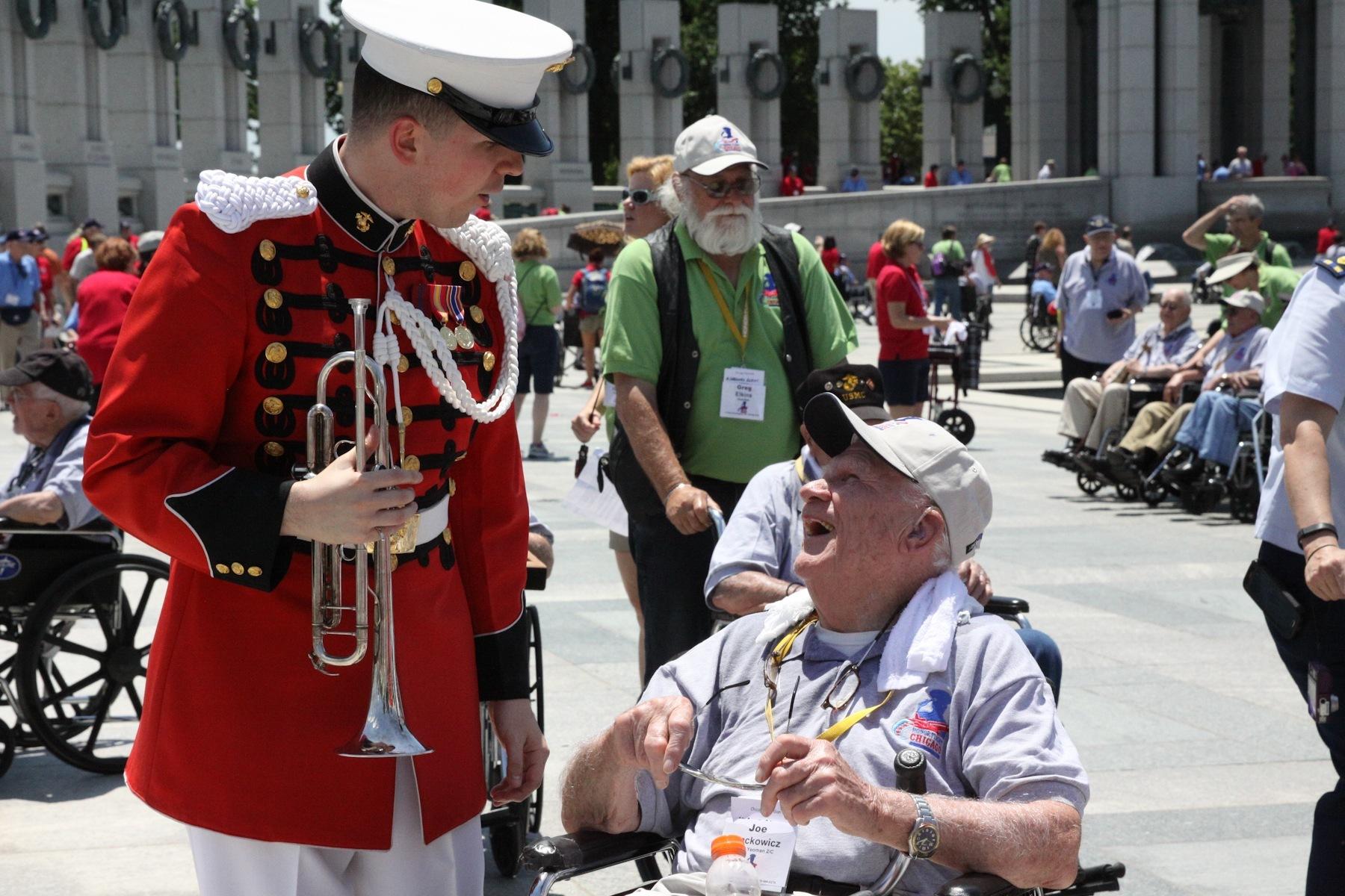 Marine Band's Summer Concert Series & Evening Parades