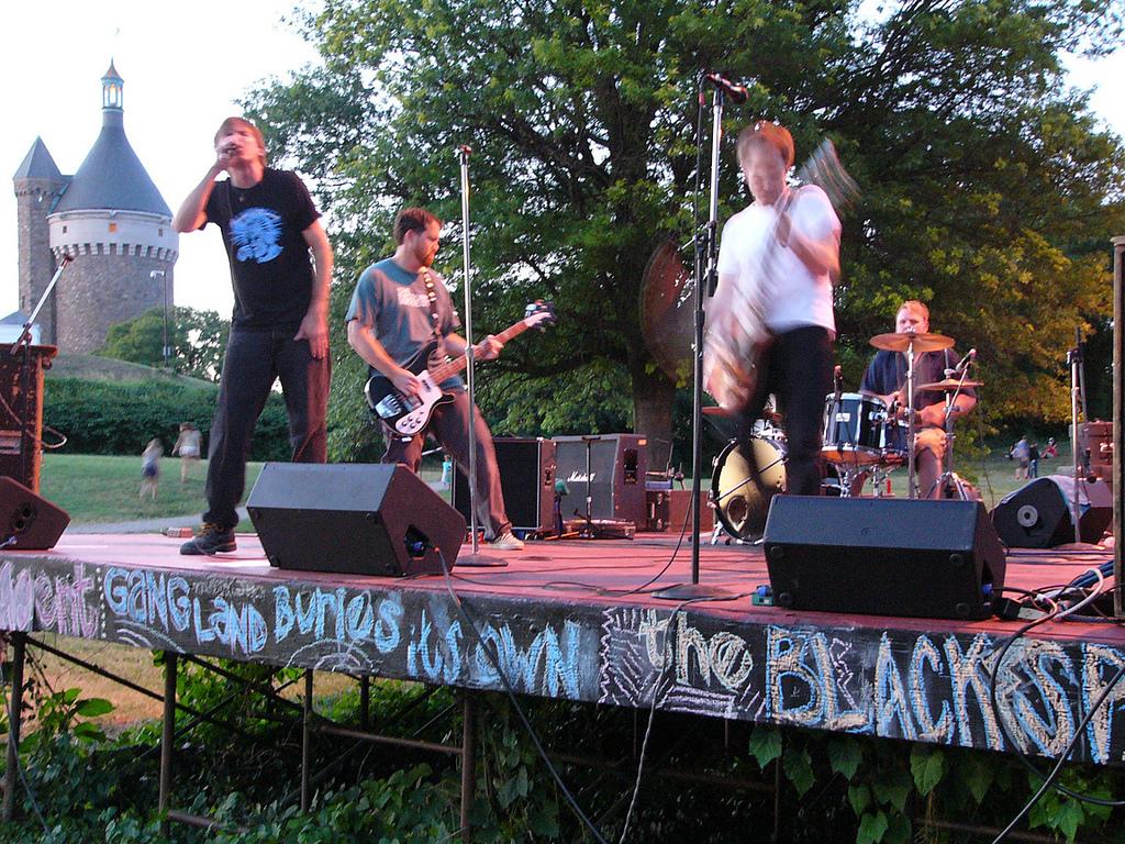 Fort Reno Summer Concert Series