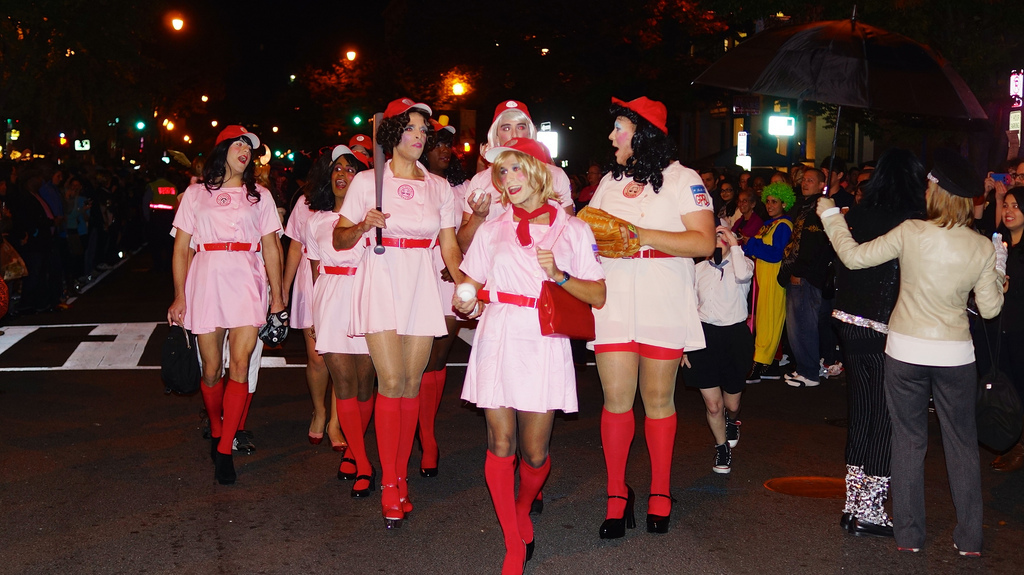 Annual High Heel Race