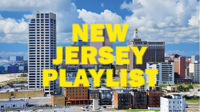 Check out the 15 best New Jersey songs
