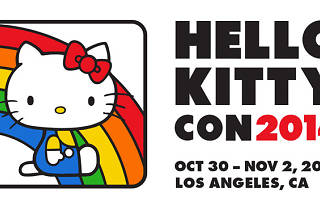 Hello Kitty Con 2014