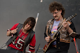 Julian Casablancas & the Voidz + Shabazz Palaces