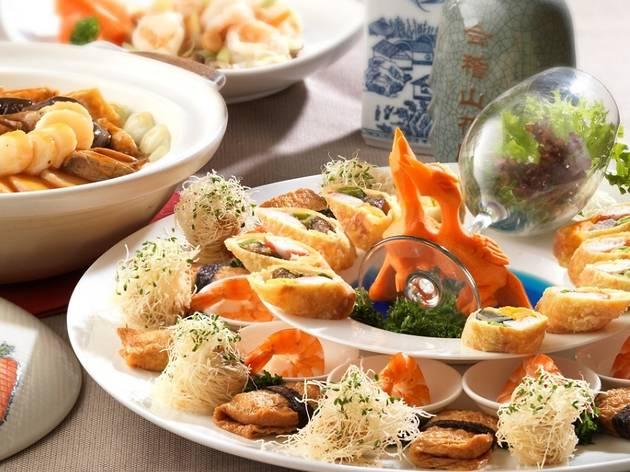Zuan Yuan Ramadhan buffet