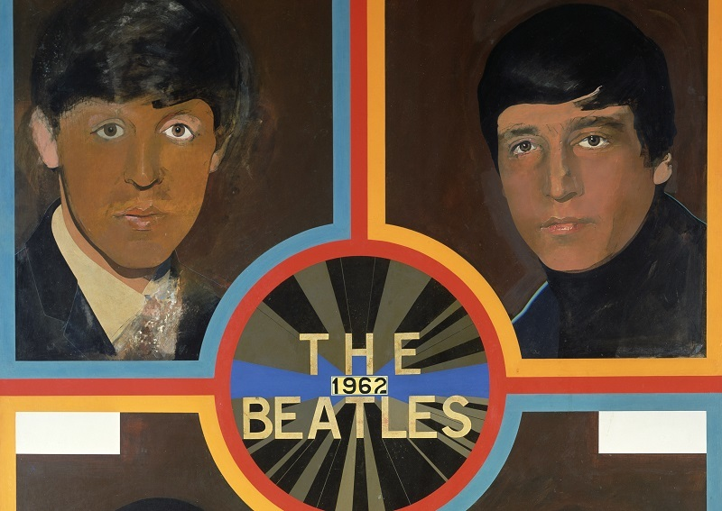 The 1962 Beatles, 1963-1968